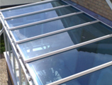 Make-up polycarbonate roofs in weston super mare and somerset